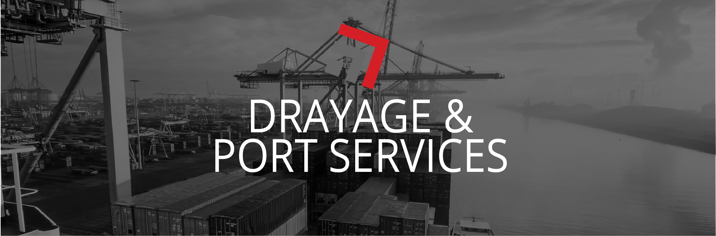 Drayage & Port Services